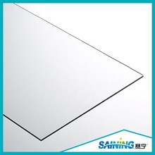 polycarbonate corrugated sheet 1mm store ceiling durable,polcyarbonate price