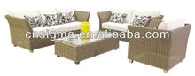 2014 ventas popular clásico moderno al aire libre jardín alrededor de sofá de la rota conjunto