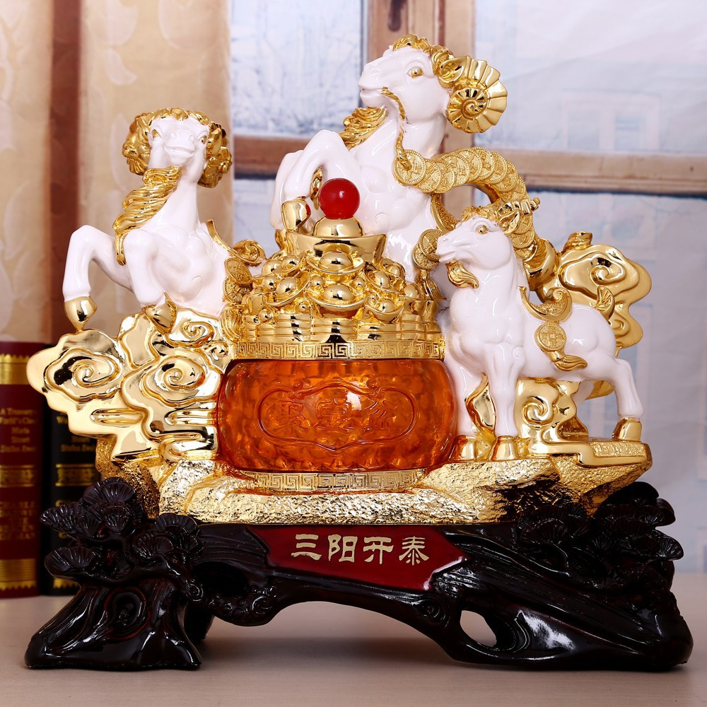 resin sheep figurine buy animal figurine sheep statue. Black Bedroom Furniture Sets. Home Design Ideas