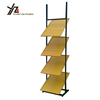 carpet sample display rack High Quality Metal Rug Rack department lays display rack