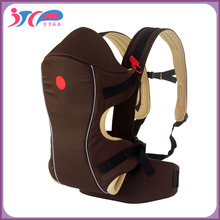 Wholesale baby products fashionable kangaroo baby wrap carrier with breathable cotton
