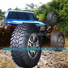 Chinese Mud tyres for SUV LT245/75R16 10PR LT285/75R16