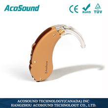 AcoSound Acomate 210 BTE China Supplies CE Approved Voice Ear Hearing Aids