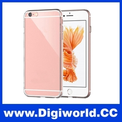 For iPhone 6s Case Ultra Slim TPU Crystal Clear Case