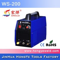 WS 200 Mosfet Portable Welding Machine For Welding