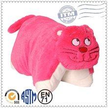 ICTI Audited Factory cat stuffed toy