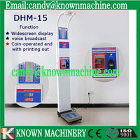 digital weighing scale/bmi height weight machine/electronic digital scales