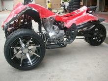 three wheel 200cc 250cc trike racing atv for sale