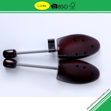LM002A With Spring Black Wooden Shoe Stretcher China
