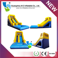 Giant Enjoyable Water Inflatable Giant Inflatable Water Slide