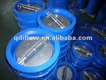 Wafer Double Plate Check Valve to German Standard