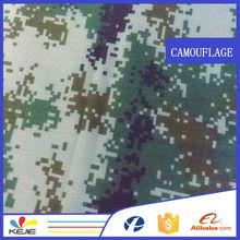 wholesale fine CVC kakhi fire retardant drapery camouflage fabric