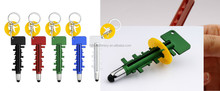 new arrival stylus pen with little game