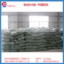 Washing powder factory OEM detergent powder