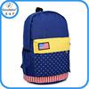 promotion korean backpack bag canvas backpack