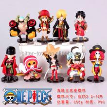 Custom anime action figure/one piece anime Cartoon Figure Toy ( 10-Style)