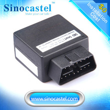 Fast track micro gps car tracker