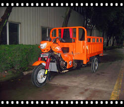 Zongshen Motor/ Three Wheel Motorcycle Tricycle For Sale/ Tricycle For Disabled People