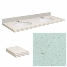 Beige Quartz stone Countertop