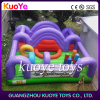 inflatable bouncy air playgrounds,inflatable play land china,inflatable funcity china