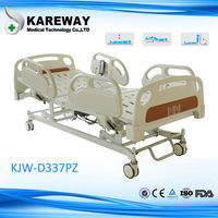 Three Function Electric luxurious Hospital Bed for the elderly