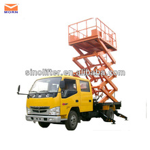 truck mounted mechanical lifting jacks