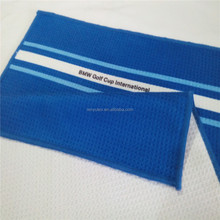 Microfiber Waffle Golf Towel (BMW Golf Cup International)