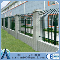 wrought iron ornamental garden fence ,swimmg pool fence, metal gates and fence