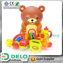 Exportação e importação empresas brinquedos do bebê do bebê sino atacado DE0049022