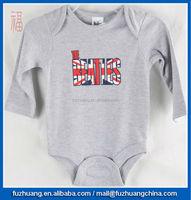 sleepwear interlock fabric baby bodysuit daywear Beatles