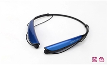 Hot selling 2015 Stereo bluetooth headset sport bluetooth headset for lg tone bluetooth headsets hbs-750