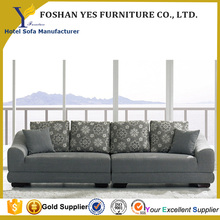 Good sell modern hotel living room sofa set / sofa lounge SS78