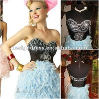 Sexy fashion women's fancy dress 2012 best selling 7213