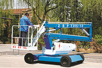 SKYSCRAPING TOWER self-propelled hydraulic elevator lift platform Arm-folding personal lift tables