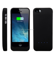 MFi Certified Battery Charger Cover Case for IPhone5/ 5S/ 5C