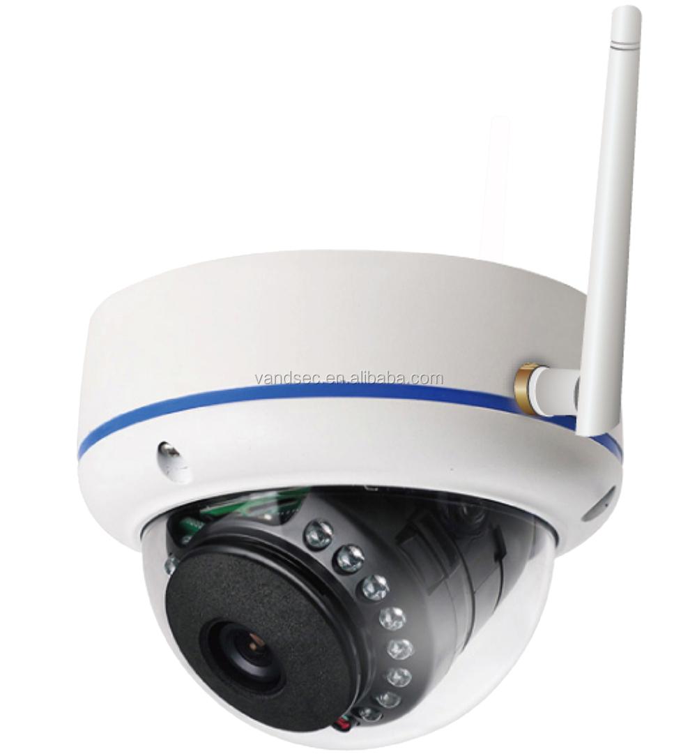 Vandsec new arrival wireless CCTV CAMERA 4 ch ip camera system