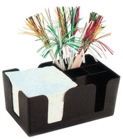 PP plastic bar caddy
