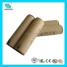 Manufacturer supply high quality 2.4v aa battery pack