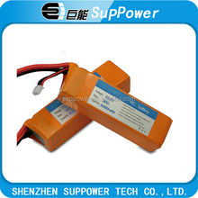 RC battery 12.8v lifepo4 battery with helicopter