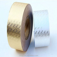 Embossed Foil Laminated Paper For Cigarette Packing