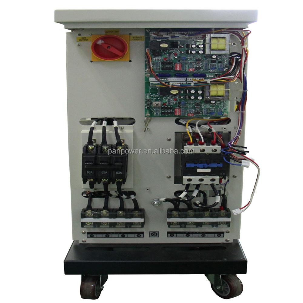3 Phase 30kva 380v 220v Automatic Voltage Regulator