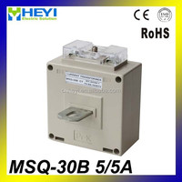 MSQ-30B current transformer mutual inductor ratio 5/5A current transformer