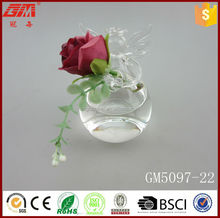 angel hotsell different types glass vase for home decoration