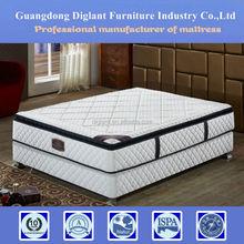 knitted fabric massage sleepwell mattress