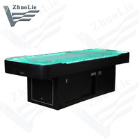Ultra-Luxury Aqua therapy water bed massage table for sale (D1412)