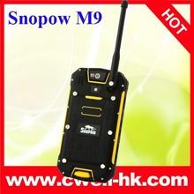 Snopow M9 4700mAh Monster Battery Long Standby IP68 Waterproof best 4.5 inch smart phone