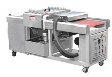 Zmq500 vetro orizzontale lavatrice, rondella di vetro, vetro lavaggio e asciugatura macchina con larghezza massima 500mm