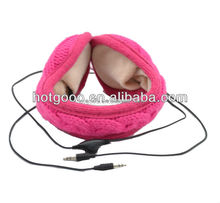 custom feedback good quality low price radio earmuffs hot