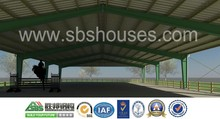 Low Cost, Fast Installation Steel Structure Building, House, Warehouse, Workshop
