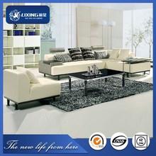 2y178#luxury imported genuine leather sofa